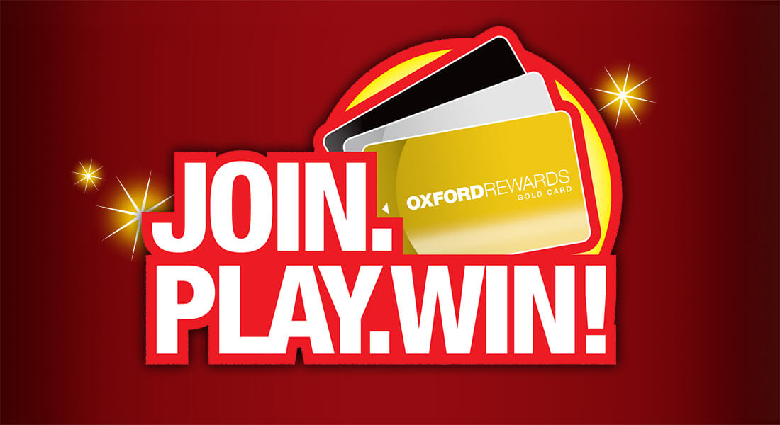 Join Play Win in our New Member game!